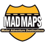 Mad Maps Logo